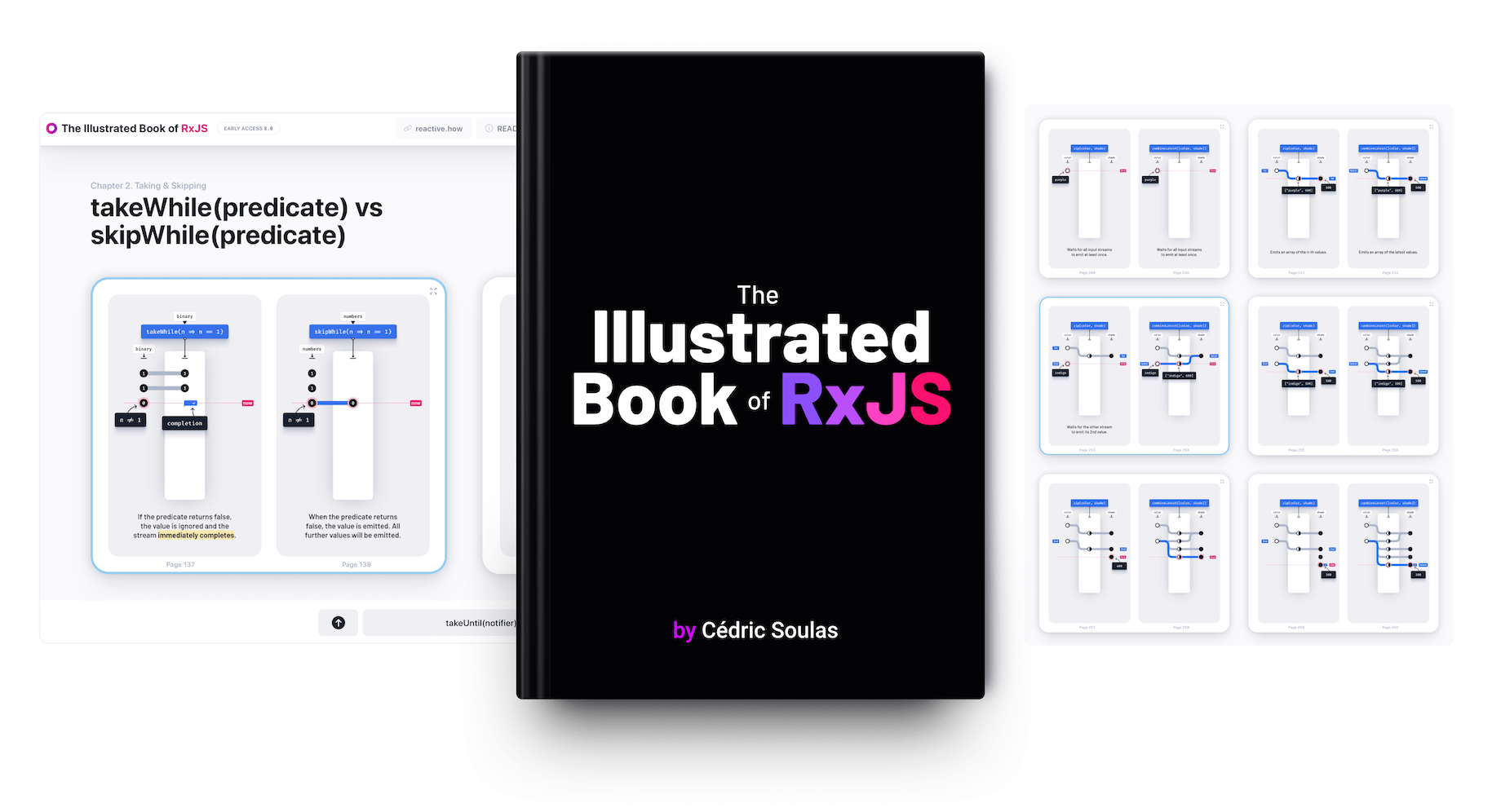 The Illustrated Book of RxJS